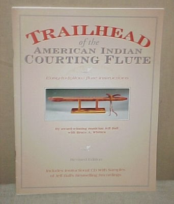 Trailhead of the American Indian Courting Flute