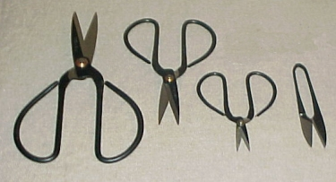 Scissors, Hand Forged