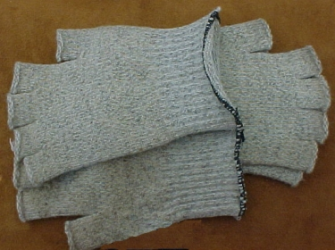 Gloves, Wool Fingerless