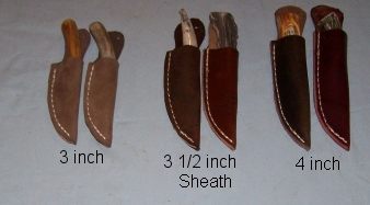 Small Knife Sheath