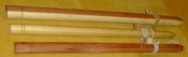 Splinterbottom Spirit Wind Flutes