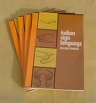 Indian Sign Language by Tompkins